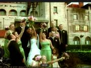 St Augustine Wedding Video Trailer – Rebecca + Calvin